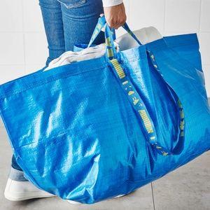 NEW Ikea Frakta Large Shopper Bag